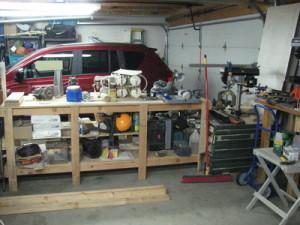 2nd workbench
